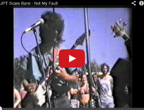 It's Not My Fault - JPT Scare Band